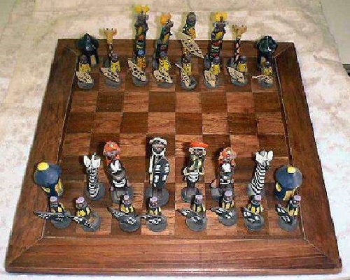 Chess Set (South Africa) ...